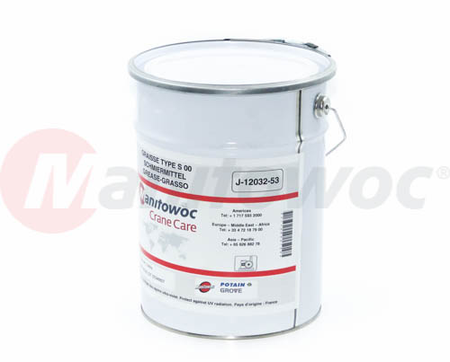 J-12032-53 - GRAISSE TYPE S00 POT 5KG