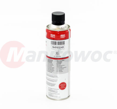 S-01032-63 - GRAISSE TYPE P AEROSOL 400ML NET