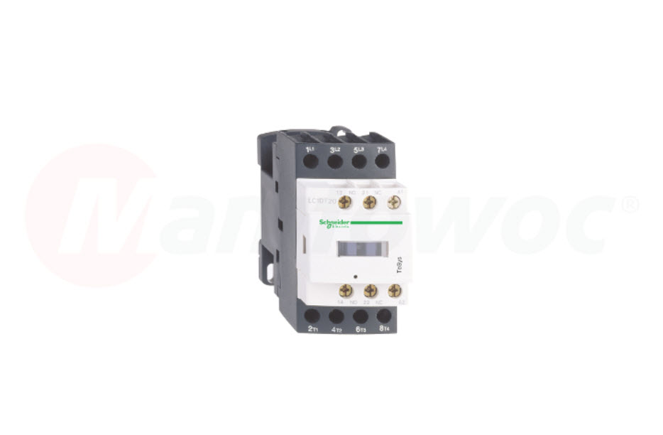 E-89517-42 - CONTACTEUR 4X12A 380V