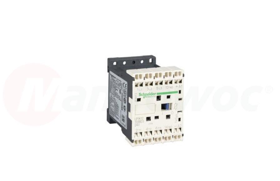 N-63411-81 - CONTACTEUR 3X6A + O 24VCC L/PRESS