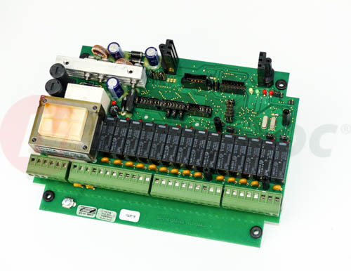 X-56410-93 - SCHEDA RIC.RX14 ADMO ( NUOVO TIPO )